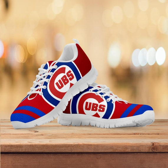 White Gift Sizes Gift Black Kids Mens Running Gift Sneakers Womens Shoes Chicago Custom Trainers Collector Baseball Cubs W8zwq1nxg7