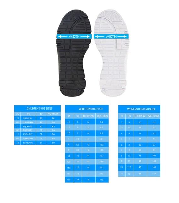 noir blanc formateurs chaussures ouragans baskets personnalis Miami cadeau CqRXTwz