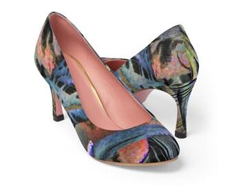8037c560224 Jungle Camo WomenS High Heels- Ships Free!