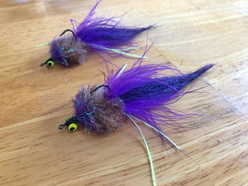 Tarpon,Redfish,Snook Saltwater Flies Tarpon Crab Size 2//0