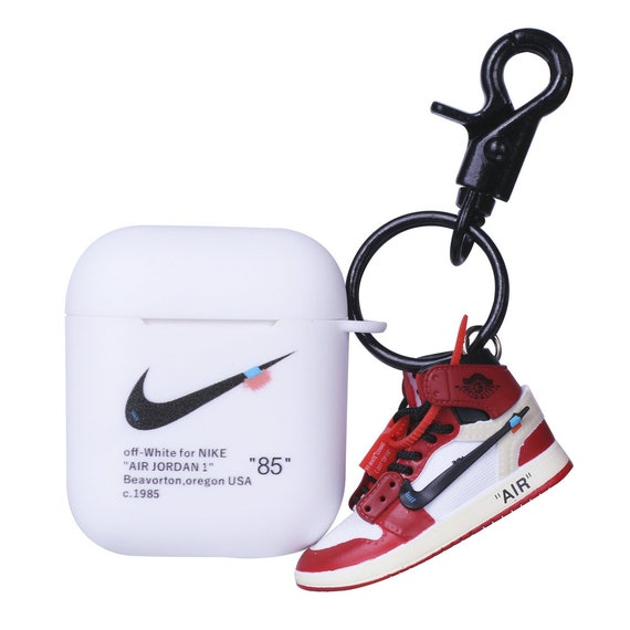 Air Jordan 85 airpod case cover Nike | Etsy