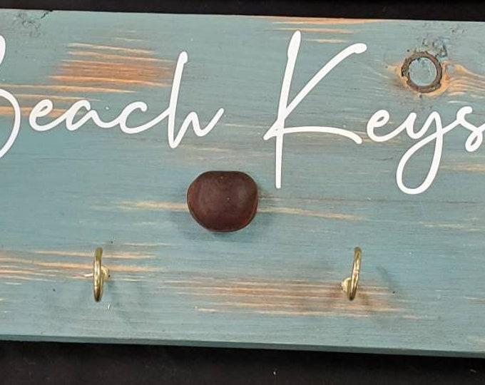 Beach Keys Holder