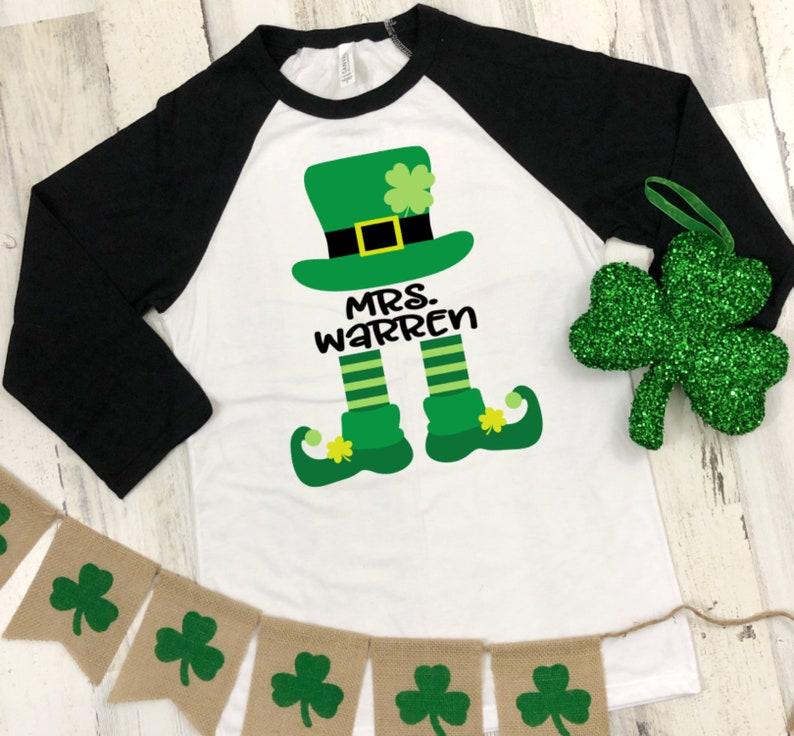 SPED Teacher Leprechaun Shirt St Patricks Day Teacher Shirt Teacher St Patricks Shirt SPED Teacher Shirt SPED St Patricks Day Shirt