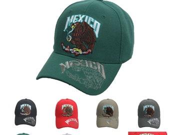 82ee4a57 Mexico baseball hat   Etsy