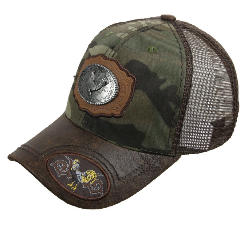 4c8f5a15f Baseball Cap Rooster Cock Animal Farm Snapback Fashion Casual Mesh Trucker  Camo Dad Hat Caps Hipster Hiking Hats