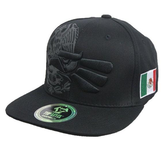 Mexico Baseball Cap Mexican Hat Fashion Casual Hats Hip Hop Flat Bill Snapback