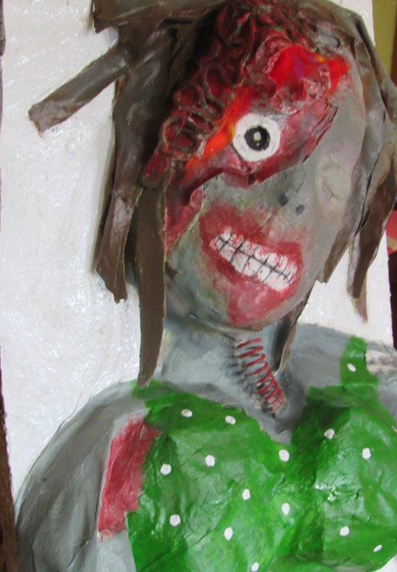 Zombie Mommy Etsy