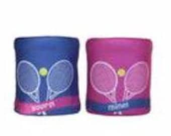 79bd322901d9 Tennis Wristbands - Mine & Yours - 2 count