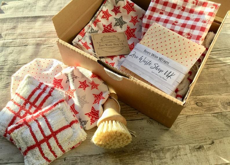 Zero waste Kitchen starter Gift Set