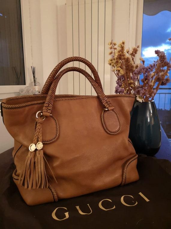 Gucci Marrakech tote shopping bag