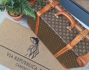 Louis Vuitton original 70s suitcase