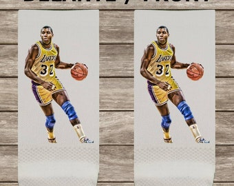 919c7cba43d Calcetines Magic Johnson