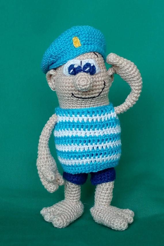 crochet pattern, amigurumi - bunny hand puppet - pdf, English or ... | 854x570