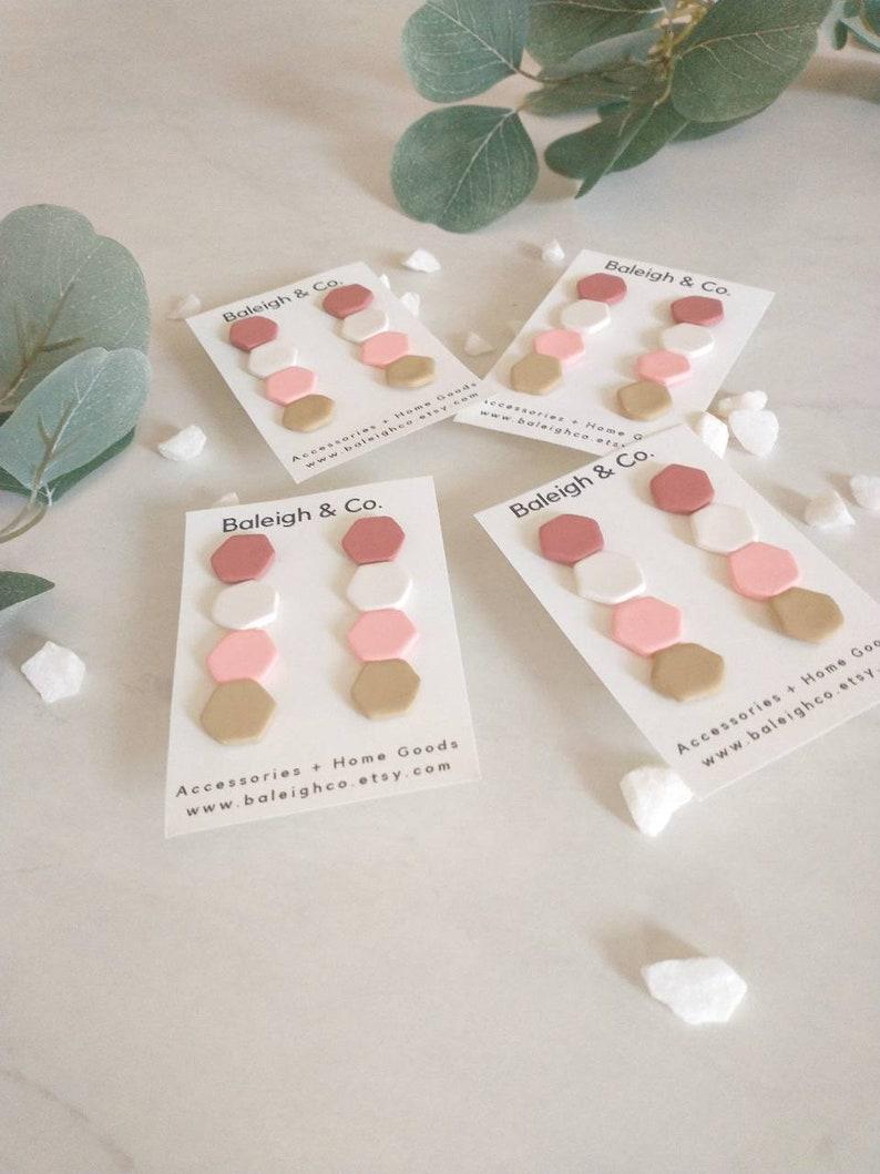 Spring earrings Dainty Earrings Gifts for Girls Jewelry Under 20  Earring Stud Stud Earrings