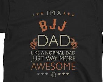 7d5aea26 I'm a Brazilian Jiu Jitsu, BJJ, Dad, T Shirt - Fathers Day Gift, Birthday  Present, Christmas Gift For Him