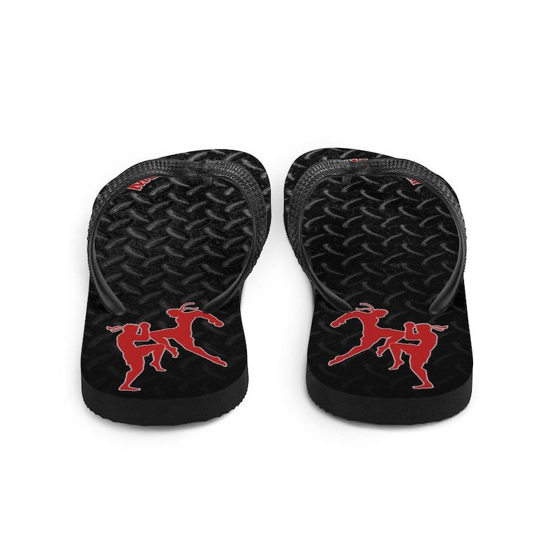 bce14f0e22baf Muay Thai Boxing Flip-Flops, Muya Thai Gift