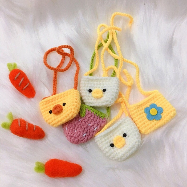 Little bags accessories for pet bunny rabbit image 0