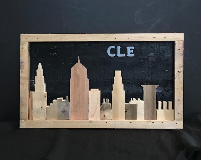 City Skyline (14'x24')