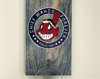 Chief Wahoo Forever Bottle Opener