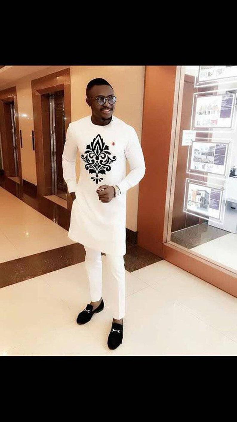 015c2dff African men's clothing / African fashion/ wedding | Etsy