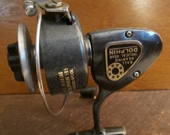 Old fishing reel | Etsy