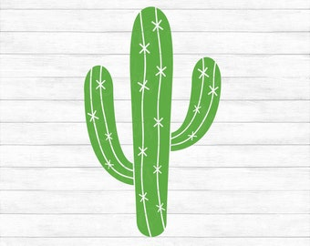 Cactus - Digital Download, Instant Download, svg, ai, dxf, eps, png, studio3, and jpg files included!