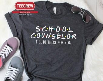 School counselor shirt c99c80992bb7