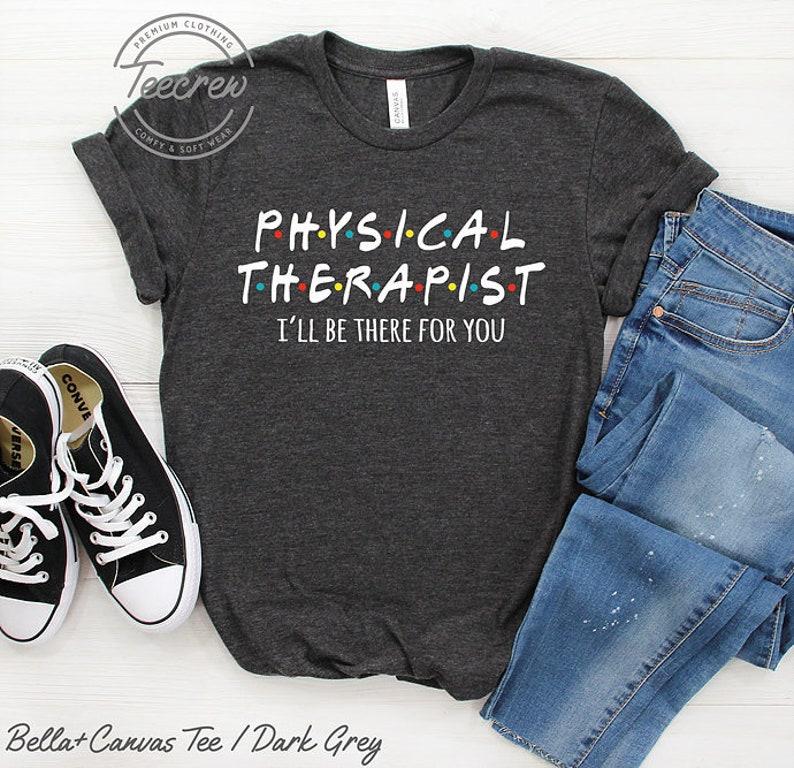 cf5965eb Physical Therapist Shirt Therapist Shirt Massage Therapist   Etsy