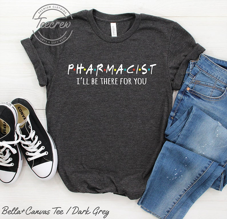 0aba3fc6 Cute Pharmacist Shirt Live love medicate Pharmacist Gift | Etsy
