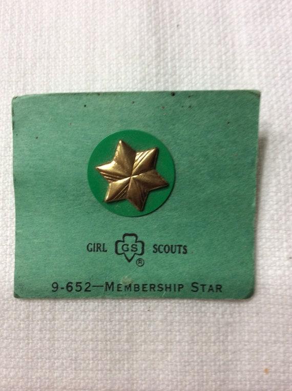 Girl Scout Pin