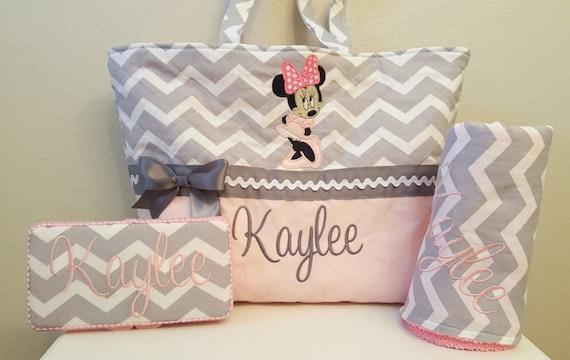 Personalized Diaper Bag Diaper Bag Chevron Diaper Bag Baby Bag Baby Shower Gift Baby Boy Bag Baby Girl bag