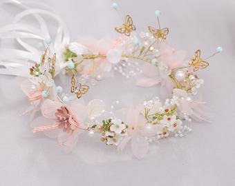 Bridal Wreath, Headgear, Headband, Accessories