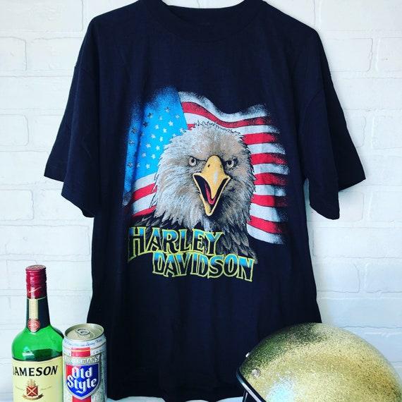 Vintage 1980's Harley Davidson T-Shirt