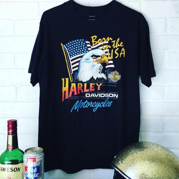 Vintage 1986 Harley Davidson T-Shirt