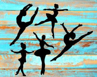 Ballet Dancer SVG, Dancer, Dance svg/dxf/png