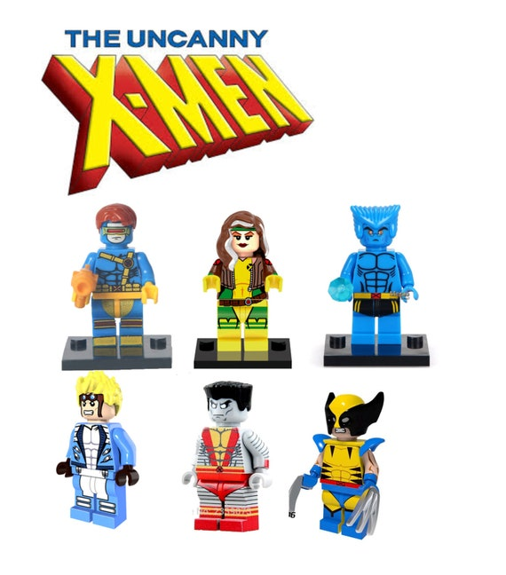 X-Men Rogue Classic MINIFIGURE BRAND NEW SEALED