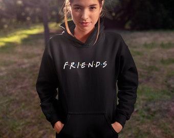 ccde94bb8c4c Friends TV Show Hoodie Friends Sweatshirt Friends Tshirt Friends TV Show  Merchandise Friends TV Show Gift Friends Tv Show Hoodies UT1105