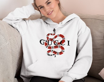 cc3cf7105a0 Gucci Fashion Hoodie Unisex Clothing Brand Outfit Gucci Women Hoodie Warm  Sweatshirt Streetstyle Outwear Gucci Logo Hoodie All Sizes EA0114