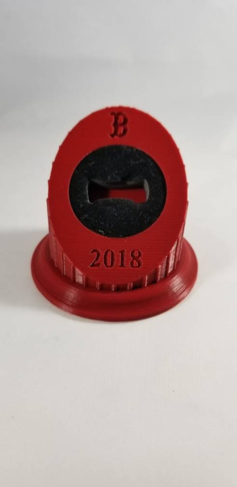 Boston Red Sox SGA Stadium Give Away Ring Display Stand World Series Championship Collection Man Cave Gift Do Damage Done 3D Printed