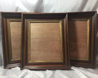 Antique Picture Frames Etsy