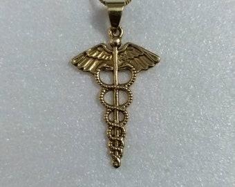 2 Pesos Mexicanos Bi-metal Bronze Tone 25mm Bezel Coin Pendant Handmade Jewelry Necklace Eagle Snake on Cactus Mexico