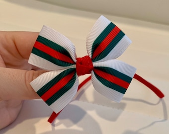 Gucci inspired baby bow d3039db50e9