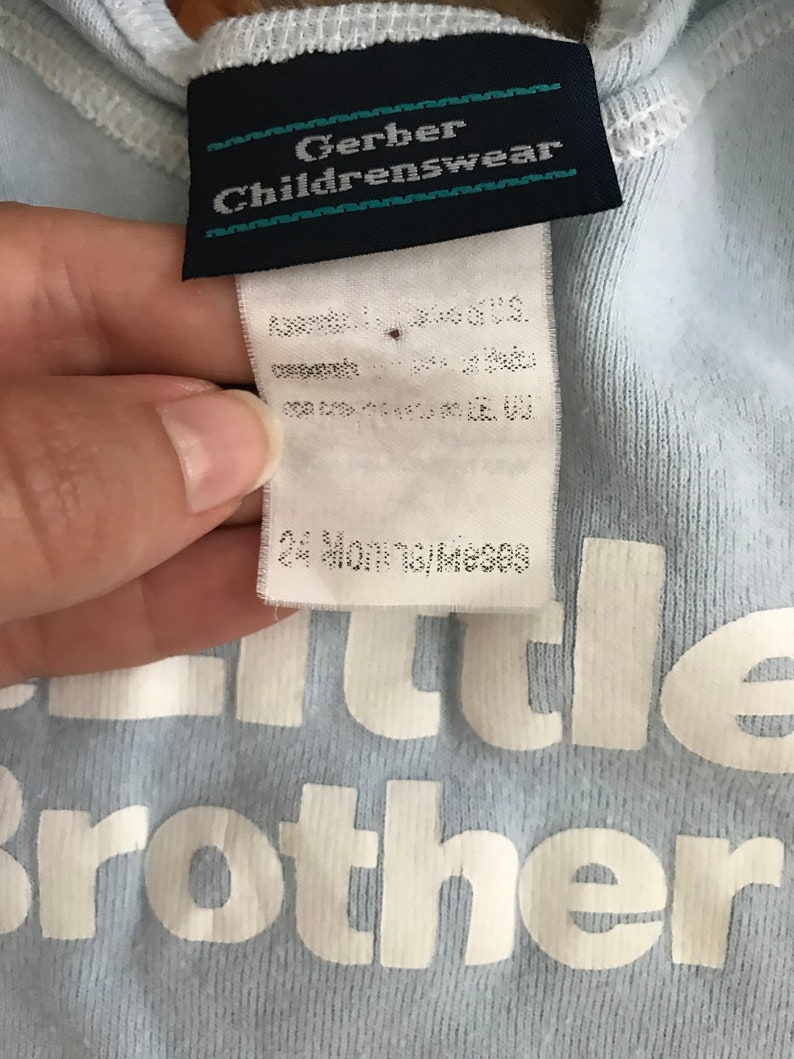 Little brother shirt