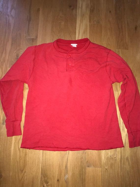 1980s LL Bean River Driver's shirt