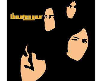 Stooges: The Stooges - Limited edition print signed by Eduardo Luzzatti
