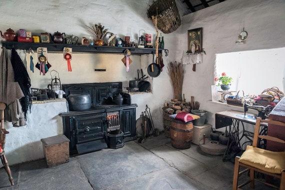 Traditional Irish Kitchen Etsy