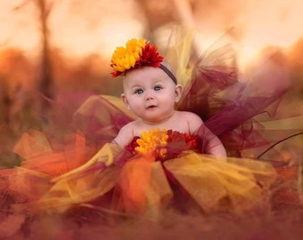 0eb393848d9 Fall   Thanksgiving Tutu Dress