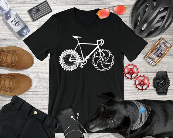 To Those That Cycle Womens Funny Cycling T-Shirt MTB BMX Road Bike Racer Cyclist