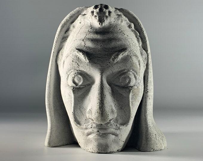 Money Heist FACE PLANTER - La Casa de Papel  -Head Planter -Sculpture Planter -  V for Vendetta - Home Decor