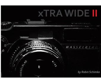 xTRA WIDE II - Street Photography taken on film with the Hasselblad XPan
